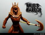 Anubis front view by Sakalyd