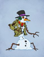 Christmas 12: Frosty the Snowman by Monster-Man-08
