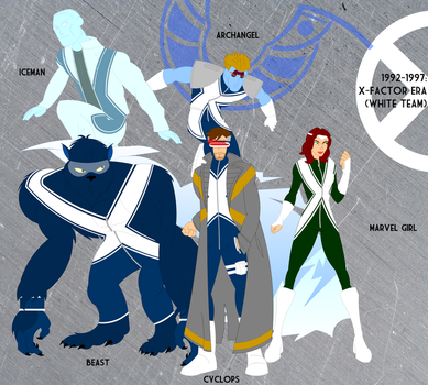 X-Factor Era by Bort826TFWorld
