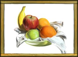 Fruit Bowl by cgkevin