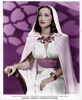 Dorothy lamour 3 by Calpin69