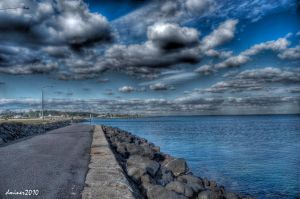 Williamstown Beach HDR 2 by DanielleMiner