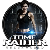 Tomb Raider Underworld Dock Icon by OutlawNinja