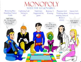 Legion Monopoly by Avearia