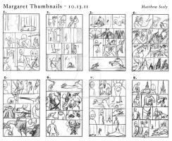 Margaret Thumbnails by sexysexybicycle