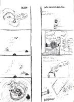 Resident Evil 4 Comic Strips by TroyBlue