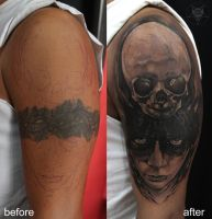 cover up by AndreySkull