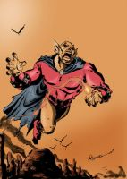 etrigan by btamura