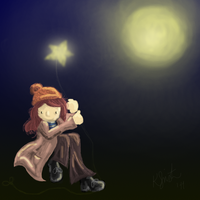 Twinkle, Twinkle, Little Star by xXxGoldenFlowerxXx