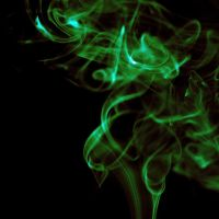 Smoke 001 - Acid Flame by silverroses222