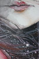 Detail from 'Rouge Dejavu' by AirelavArt