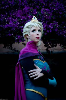 Elsa  A kingdom of isolation by TanyaReel22