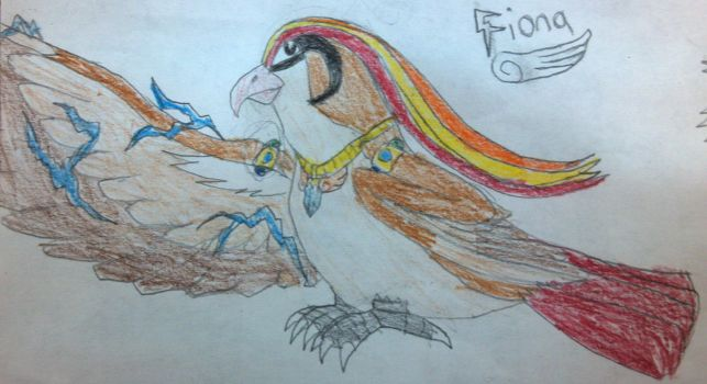 Fiona my Pidgiot by RSDfan1134