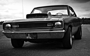 Dodge Dart by FrancesColt