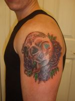 Precious stone for my head by GetSomeInk