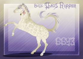 6693 BuD's Chaos Ripper by GuardianOfJay