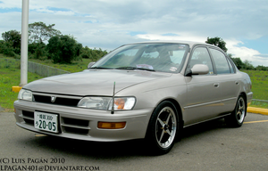 7th gen Corolla on Equip 01's by Mister-Lou