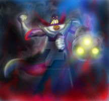 Evil Emperor Zurg is a bad boy by Mad--Munchkin