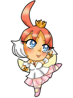 Princess Tutu Squishy by Sakurarmarie
