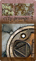 City Grunge 3 Pack by Baq-Stock