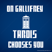 Doctor Who - On Gallifrey... by dontblinktees
