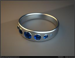 FRY: Blue Ring by Ergrassa