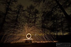 Steel Wool 3 by BMC-Photography