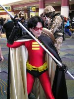 Megacon-Robin3 by bluewolfskye