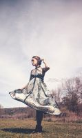 Dancing With The Wind by JosefinaPhotography