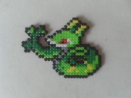 Serperior Icon Bead Sprite by Werbenjagermanjensen