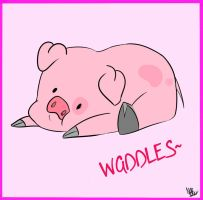 Waddles~ *U* by xCandyliciousx