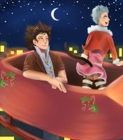 Merry Christmas 2014 !! by Thildou-chan