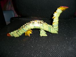 3D Origami Dragon by Rescue-Is-Possible