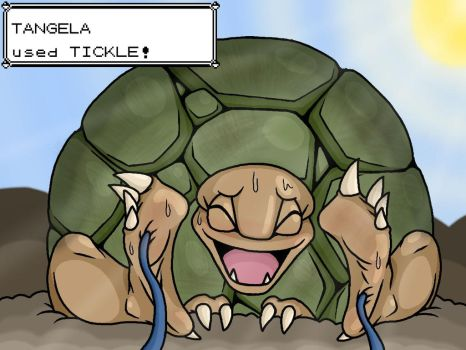 Golem Tickled by Lord-Reckless