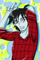 Marshall Lee by Maryloza