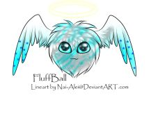FluffBall Adoptable ~ 5 by BiahAdopts