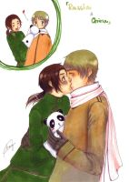 APH : Russia X China by Hanulsora