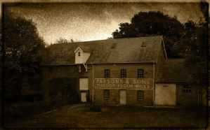 Parsons mill by awjay