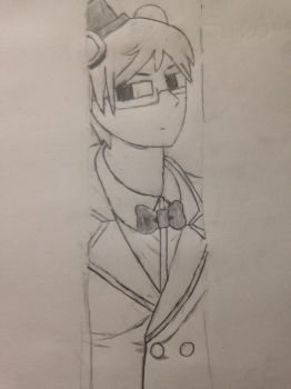 Five Nights at Nordic's: Sweden sketch by France11