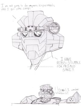 Wheeljack by ConstantScribbles