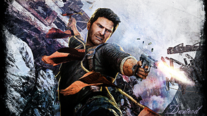 Nathan Drake by Dantevil