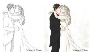 Emmett+Rosalie resubmit by Delusionist13