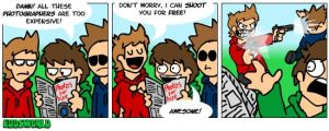 EWcomics No. 15 - Helping by eddsworld