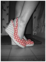 Pin Up Shoes by TheDarkRoom-Photo