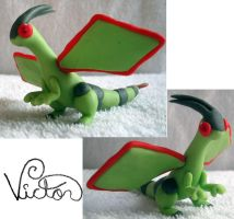 330 Flygon by VictorCustomizer