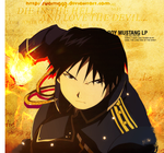 Roy Mustang LP by SUart1993