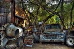 Old and Rusty by pacmangeek