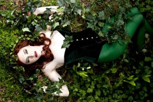 Poison Ivy by CallieCosplay