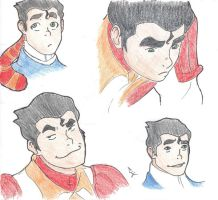 Bolin sketches by JohnnyZim777