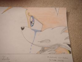 Tails in Depression for Cosmo by milestailsprower3